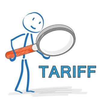 Tariff trade war USA tariffs 2018